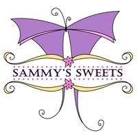 Sammy's Sweets logo. © 2014 Aprille Lipton. Original digital logo.